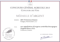 Concours General Agricole 2013