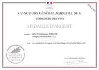 Concours General Agricole 2016